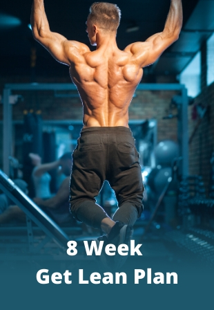 8 Week Get Lean Gym Workout Plan