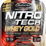 Muscletech Nitro Tech 100% Whey Protein Review