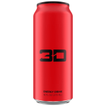Red 3D Energy Drink Review