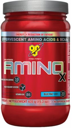 BSN AMINOx Review