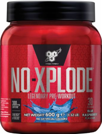 BSN N.O.-Xplode Review