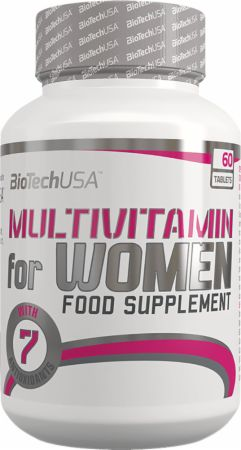 Biotech USA Multivitamin for Women Review