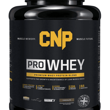 CNP Pro Whey Review