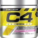 Cellucor C4 Original Pre Workout Review