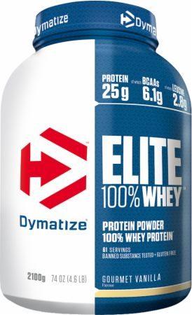 Dymatize Elite 100% Whey Protein Review