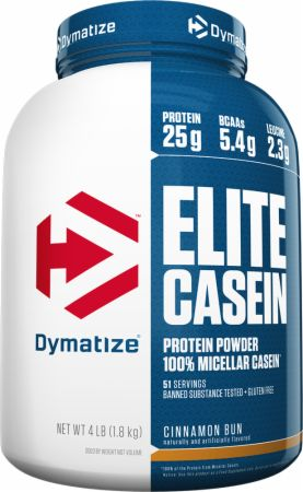 Dymatize Elite Casein Review