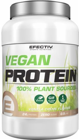 EFECTIV Nutrition Vegan Protein Review