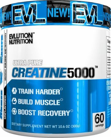 EVLUTION NUTRITION Creatine 5000 Review