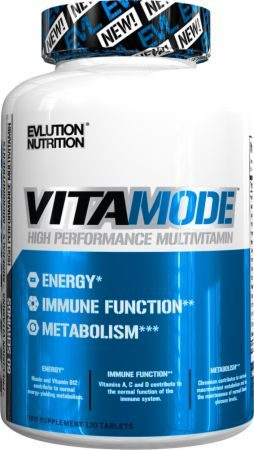 EVLUTION NUTRITION VitaMode Review