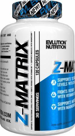 EVLUTION NUTRITION ZMATRIX Review