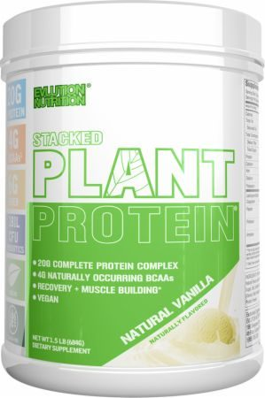 Evlution Nutrition Stacked Plant Protein Review