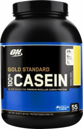 Gold Standard 100% Casein Protein Review