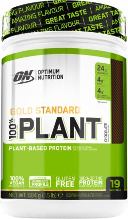Gold Standard 100% Plant Review