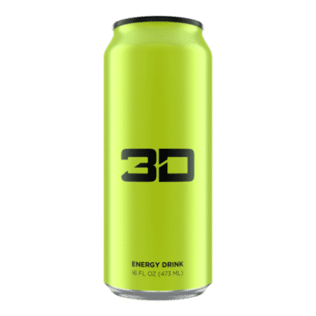Green 3D Energy Drink Review