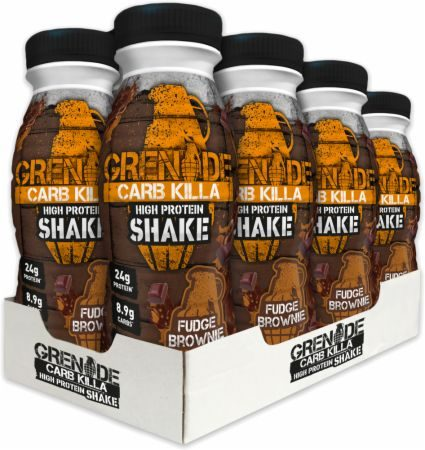 Grenade Carb Killa High Protein Shake Review