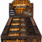 Grenade Reload Protein Flapjacks Review