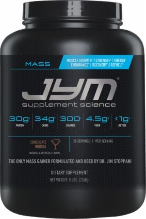 JYM Supplement Science Mass JYM Review