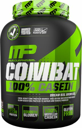 MusclePharm Combat 100% Casein Review