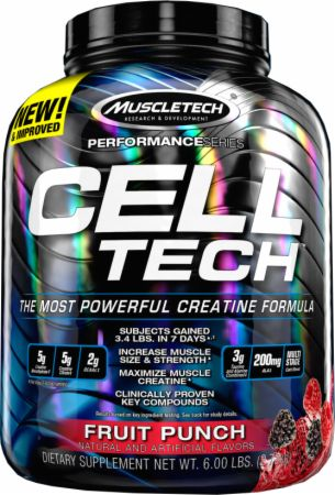 MuscleTech CELL-TECH Review