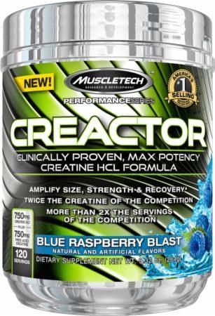 MuscleTech Creactor Creatine HCl Review