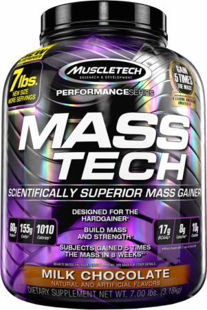 MuscleTech MASS-TECH Review