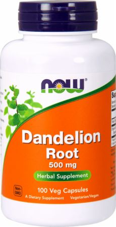 NOW Dandelion Root Review