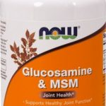 NOW Glucosamine & MSM Review