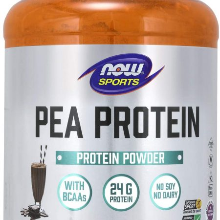 Now Sports Pea Protein Review