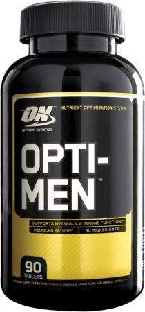Optimum Nutrition Opti-Men Review