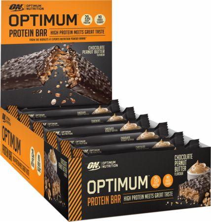 Optimum Nutrition Optimum Protein Bars Review