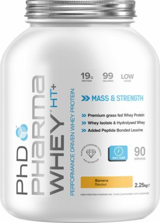 PHD Pharma Whey HT+