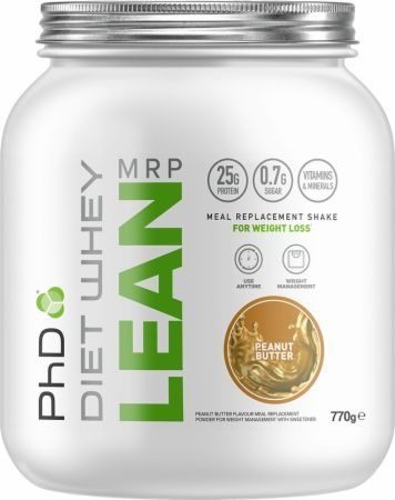 PhD Nutrition Diet Whey Lean Meal Replacement Review