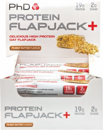 PhD Protein Flapjack+ Review