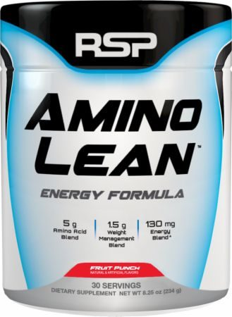 RSP Nutrition AminoLean Review