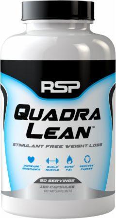 RSP Nutrition QuadraLean Review
