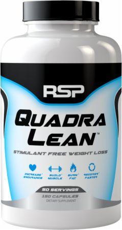 rsp quadralean fat burner review