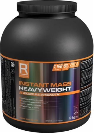 Reflex Nutrition Instant Mass Heavyweight Review