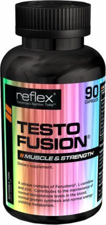 Reflex Nutrition Testo Fusion Review