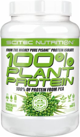 Scitec Nutrition 100% Plant Protein Review