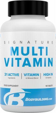 Signature Multivitamin Review