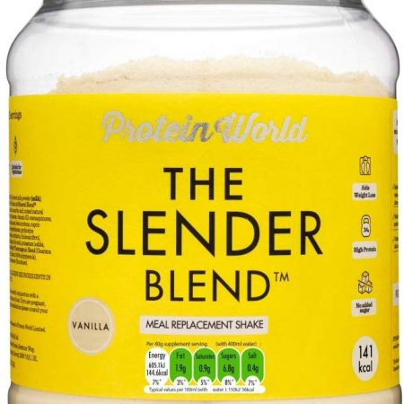 The Slender Blend Review