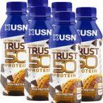 USN TRUST 50 Protein Milkshake Review