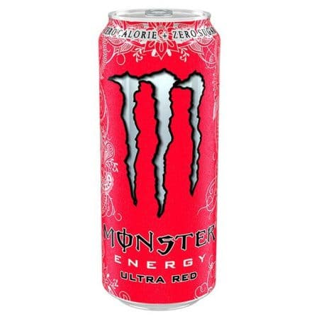 Ultra Red Monster Sugar Free Review