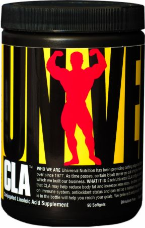 Universal Nutrition CLA Review