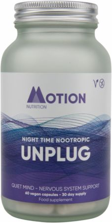 Unplug Night - Time Nootropic , 60 Vegan Capsules Review