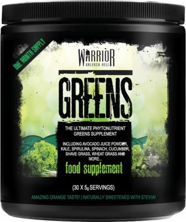 Warrior Greens Review