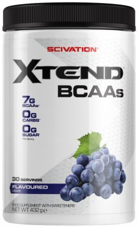 XTEND BCAA Review