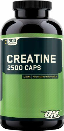 Optimum Nutrition Creatine Caps Review